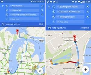 Maps Google Route Berechnen : google maps app f r android neu mit mehreren zwischenstationen it magazine ~ Themetempest.com Abrechnung