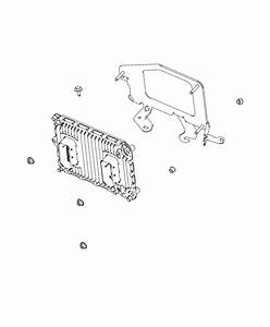 Chrysler Pacifica Module  Engine Controller  Modules