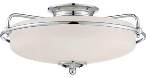 quoizel lighting gf1617c griffin flush mount ceiling light