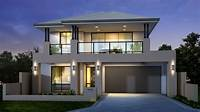 great minimalist home design ideas Modern Two Storey House Designs Simple Modern House, best ...