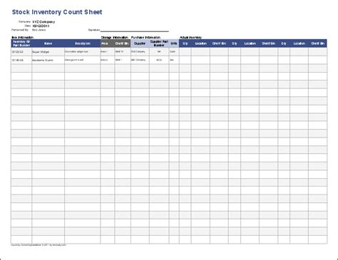 inventory control spreadsheet template inventory control template stock inventory control