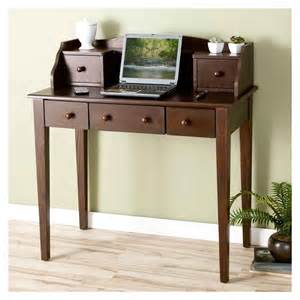 Deluxe Idea Wooden Desk For Computer