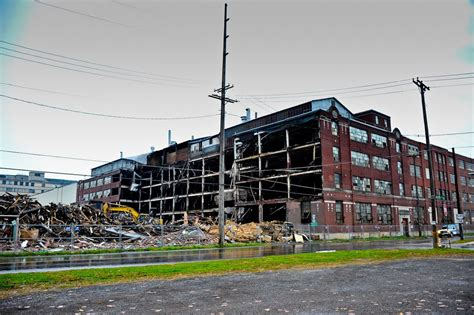 Panoramio - Photo of Abandoned Westinghouse plant in ...