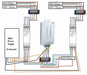 Led Strip Wiring Diagram