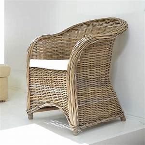 Fauteuil Bridge Neuf : fauteuil kubu bridge vente fauteuils en rotin chez tikamoon ~ Teatrodelosmanantiales.com Idées de Décoration