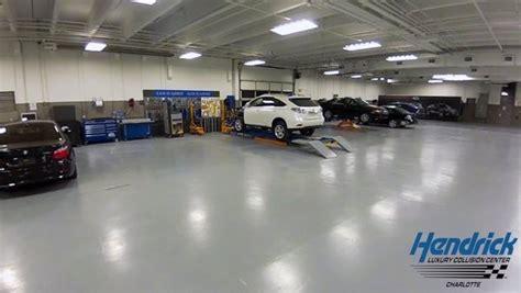 reviews hendrick luxury collision center charlotte