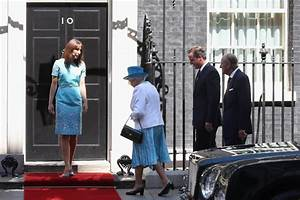 QUEEN ELIZABETH II MEETS FOUR OF HER PRIME MINISTERS FOR A ...