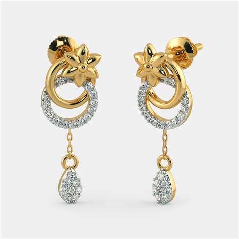 The Minni Drop Earrings  Bluestonem. Graziano Necklace. Engagement And Wedding Rings. Royal Necklace. 14k Gold Anklet Ankle Bracelet. Vinyl Bracelet. Diamond Cut Bracelet. 3d Printed Pendant. Pyramid Earrings