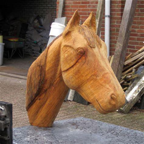 houten beelden van dieren harry leurink