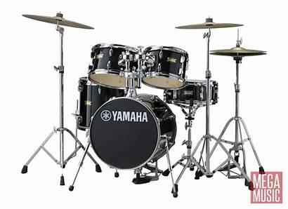 Drum Kit Yamaha Raven Lacquer Katche Manu