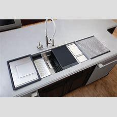 Kitchen Sinks & Accessories  Designer's Plumbing
