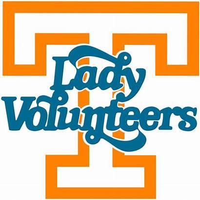 Lady Vols Tennessee Basketball Svg Volunteers Drive