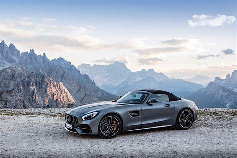 Mercedes-amg Gt C Roadster (r190) Specs & Photos