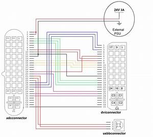 15 Pin Vga Connector Wiring Diagram