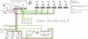 Auto Security System Wiring Diagram
