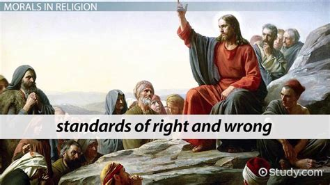 christian moral code video lesson
