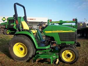 2003 John Deere 4410 Tractors - Compact  1-40hp