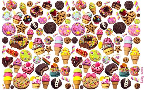 Food Pattern Wallpaper Tumblr