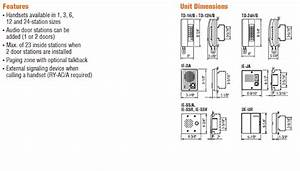 Aiphone Td 6h Wiring Diagram Collection