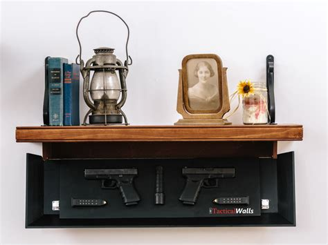 tactical walls shelf tactical walls concealment shelves when you ve got