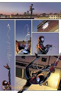 COMICS: Miles Morales Finally Gets Web-Shooters In ...