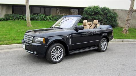 2 door range rover range rover 2 door convertible s