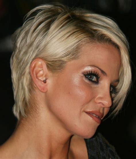 short hairstyles  women    fine hair fave