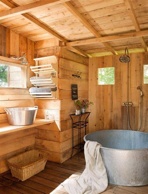Galvanized Stock Tank Bathtub by French Farmhouse Interior Design And Home Decor