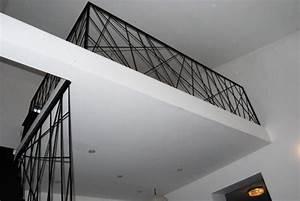 Garde Corp Escalier : escalier m tallique design toulouse rampe garde corps sur ~ Dallasstarsshop.com Idées de Décoration