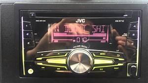 U041e U0433 U043b U044f U0434  U043c U0430 U0433 U043d U0456 U0442 U043e U043b U0438 Jvc Kw-r710  U043d U0430 Ford Fiesta 2007