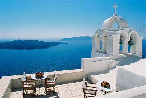 Dpluskharisma Santorini Island Greece