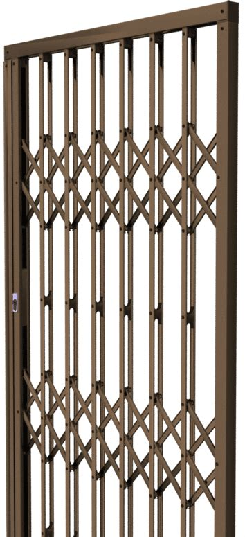 Retractable Security Gates & Fixed Gates - World's