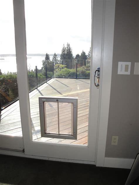 electronic doggie door sliding glass door patio door door doggie