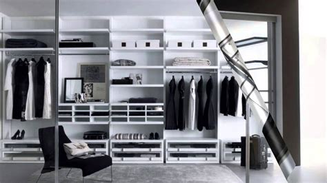modern closet designs and ideas