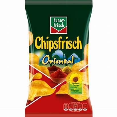 Funny Frisch Oriental Chipsfrisch Chips 175g Chip