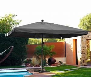 Parasol De Balcon Leroy Merlin : parasol leroy merlin parasol droit dcb garden ~ Melissatoandfro.com Idées de Décoration