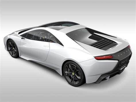 2012 Lotus Esprit With High Performance