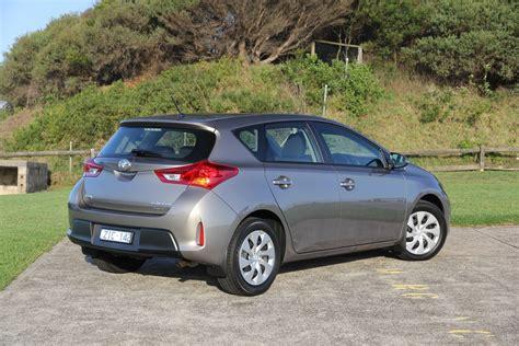 Toyota Corolla Review by 2013 Toyota Corolla Review Caradvice