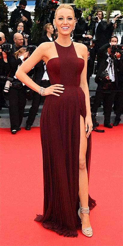 Blake Lively Gucci Carpet Braid Cannes Festival