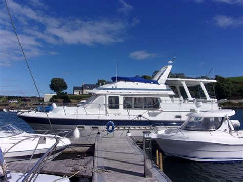 Trader Signature Boat For Sale by 2002 Trader 485 Signature Power New And Used Boats For Sale
