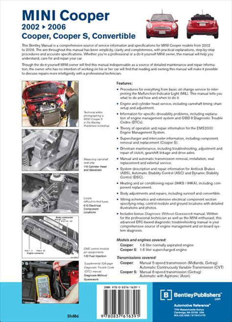 mini cooper instructions mini cooper service manual 2002 2003 2004 2005 2006 html