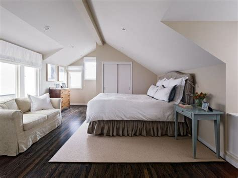 4 Stylish Homes With Slanted Ceilings : 26 Brilliant Bedroom Designs Ideas With Sloped Ceiling