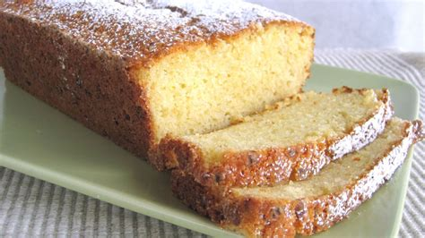 gluten  lemon pound cake recipe lifemadedeliciousca
