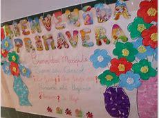 Primavera Murales 11 Imagenes Educativas