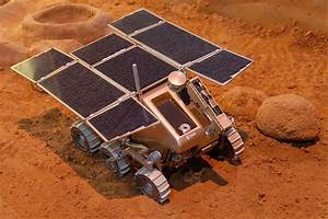 mars - How will the ExoMARS Rover keep it's solar panels ...