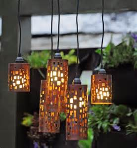 DIY Outdoor Patio Lighting Ideas