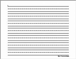 7 Best Images of Printable Writing Paper Landscape ...