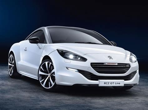 Peugeot Models by Peugeot Rcz Past Models