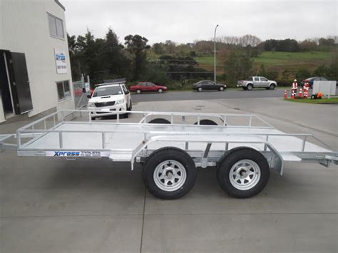 Xpress Boat Trailer Tires by Affordable Car Trailers Nz Car Trailers For Sale