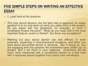 Writing an effective essay essay writing vocabulary list writing an ...